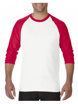Polera 3/4 Raglan 5700 GILDAN HEAVY COTTON